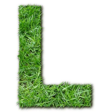 lettre: L herbe