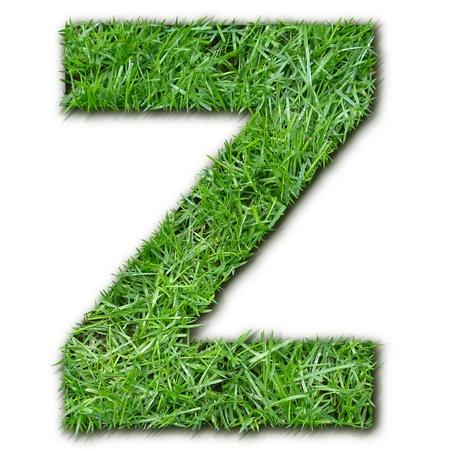 lettre: Z herbe