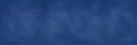 vector illustratie - abstract mozaïek blauwe driehoek banner