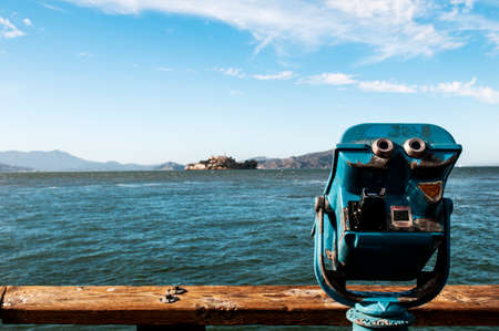 Tower Viewer looking to Alcatraz