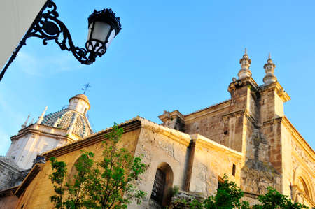 The center of Seville beautiful buildings round every corner.