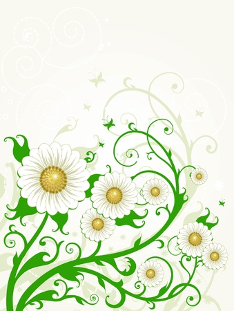 Flower background