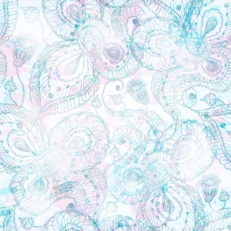 Abstract seamless pattern. Vector illustration10