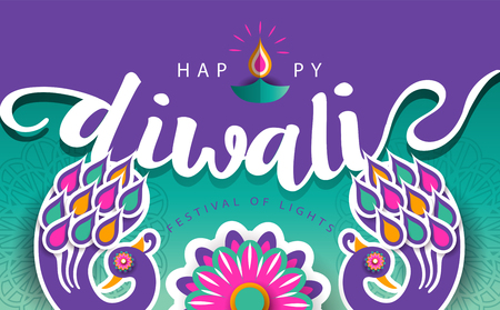 Happy Diwali Festival.