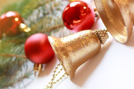 Christmas decoration closeup Stock Photo - 5865178