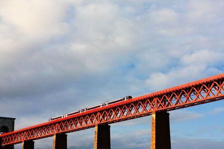 forth: Forth Rail Bridge Edinburgh, Scotland