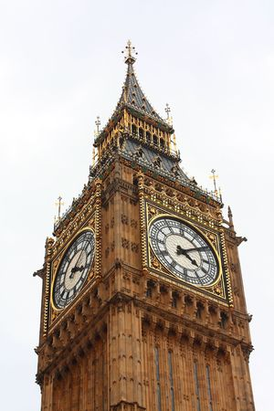 Big Ben, close up Stock Photo - 7076203