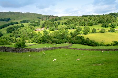 Landscape, Lake District Stock Photo - 7534292