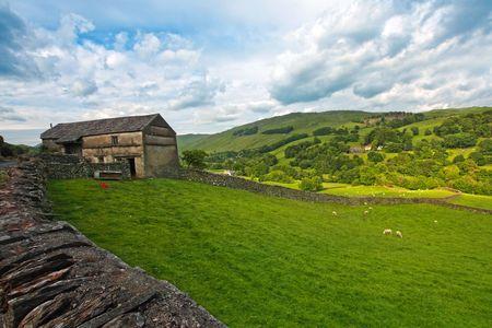 Landscape, Lake District Stock Photo - 7534262