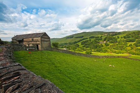 Landscape, Lake District Stock Photo - 7534262