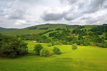 Landscape, Lake District Stock Photo - 7534263