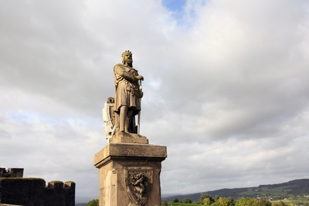 robert bruce: Robert the Bruce, Stirling