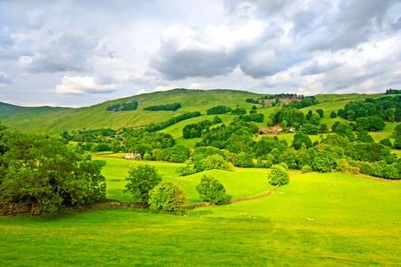 Landscape, Lake District Stock Photo - 8889076