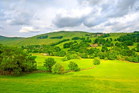 Landscape, Lake District Stock Photo - 8889076