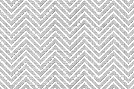 Trendy chevron patterned background G&W textured Stock Photo