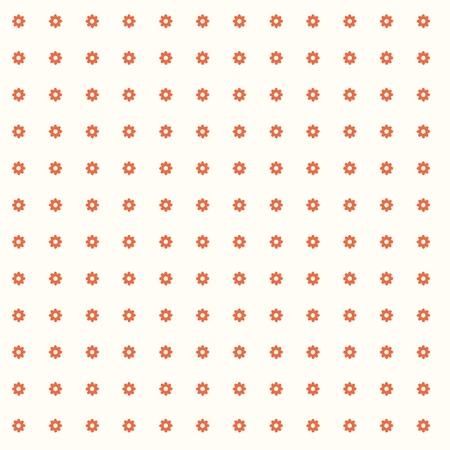 colurful: Flowers seamless pattern