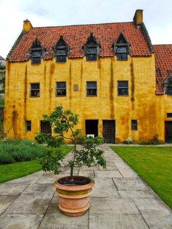 Culross Palace, Scotland, United kingdom