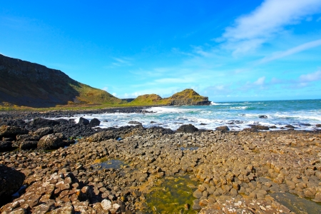 giant s causeway, northern ireland photo
