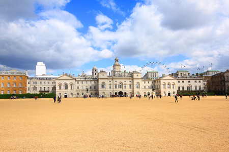 commonwealth: The Old Admiralty Building in Horse Guards Parade in London  Once the operational headquarters of the Royal Navy, it currently houses part of the Foreign and Commonwealth Office of the United Kingdom