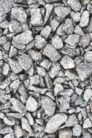 gravel: Grey gravel background Stock Photo