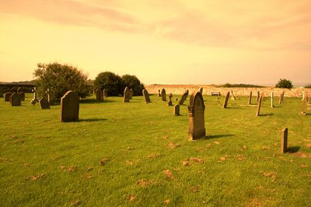 cemetary: Old Scottish cemetary