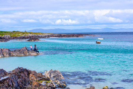 mull: Iona is a small island in the Inner Hebrides off the Ross of Mull on the western coast of Scotland