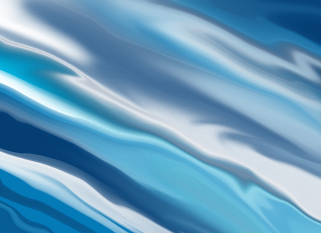 Blue Waves, beautiful, artistic background