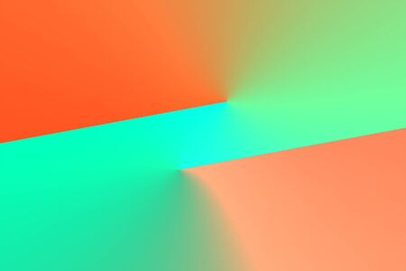 Abstract, high tech, 3d simplistic background Stockfoto