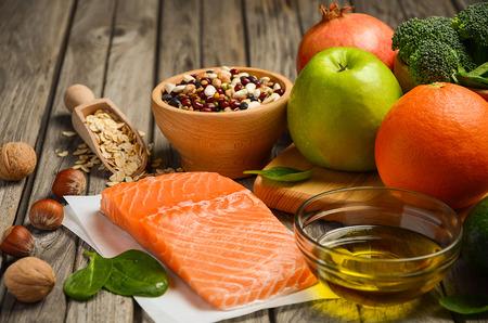 vasos sanguineos: Selecci�n de productos que es bueno para el coraz�n y los vasos sangu�neos.