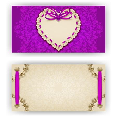 Elegante Vorlage Von Luxus Einladung, Geschenk, Grußkarte Mit ...