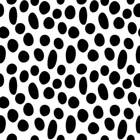 Random Circles Seamless Pattern-03