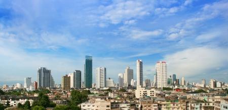 building city landscape Stock Photo