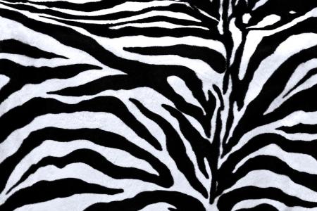 retouched: Zebra fur texture background retouched Stock Photo