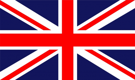 british flag: England flag