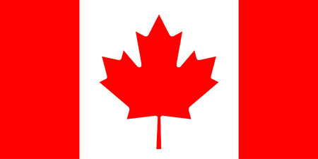 Canada flag Stock Vector - 22866225