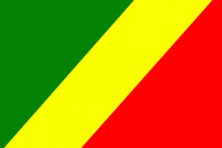 republic of the congo:  The Republic of The Congo flag