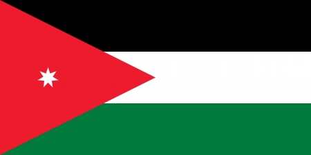 polity:  Jordan flag   Illustration