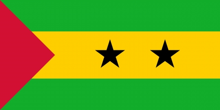 Sao Tome e Principe flag
