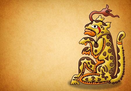 Mayan jaguar deity - balam - prophecy