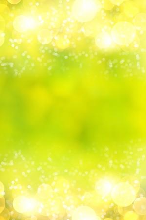 spring: Blurred spring background