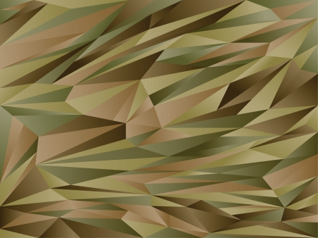 digital: Woodland - Jungle - fosert - Digital Camouflage background Illustration