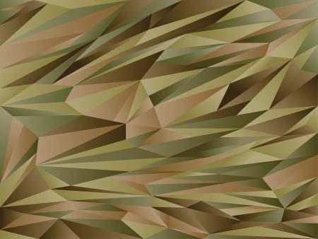 Woodland - Jungle - fosert - Digital Camouflage background Illusztráció