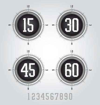 Editable Chronometer