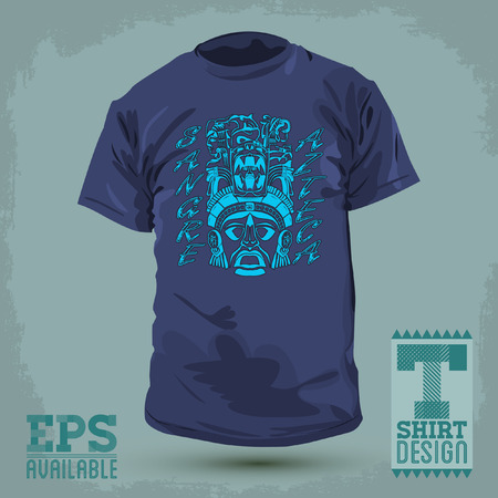 Graphic T shirt design