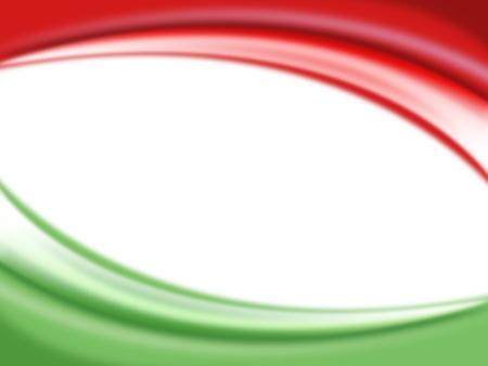 bandera mexicana: El rojo y el verde color de fondo listo para su texto, Modern Mexico - Italia fondo