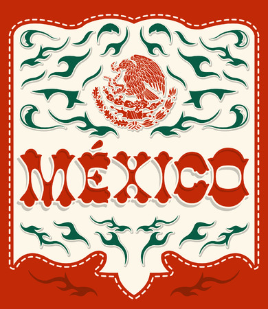 president of mexico: Traditional Mexico sign