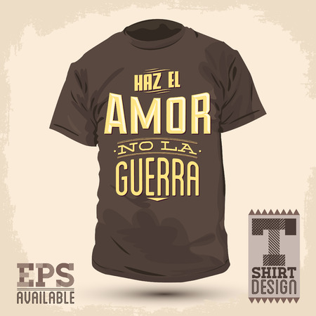 Diseño Gráfico T Shirt Vector Diseño Tipográfico