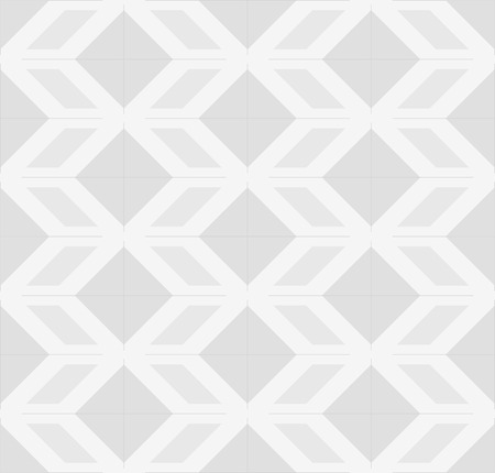 tillable: Soft Mexican geometrical pattern - monochromatic seamless vector design