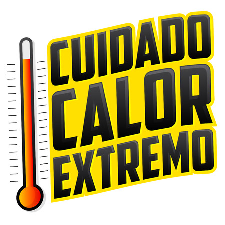 Cuidado Calor Extremo