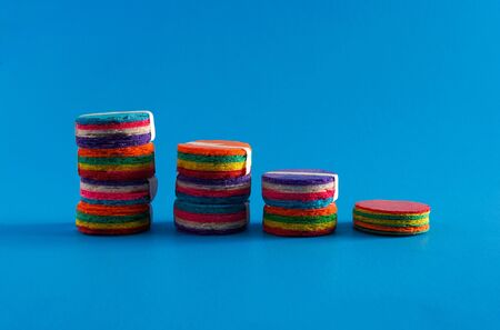 Mexican Obleas, Mexico traditional Candy. Stockfoto